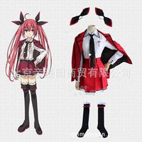 Wholesale DATE A LIVE Cosplay Kotori Itsuka Costume Kawaii Halloween Costume For Women Japanese Anime Theme Party Role Playing Uniform Saia