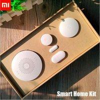 Wholesale New Original Xiaomi Smart Home Kit Including Human body sensor Door and window sensor extra functions