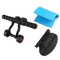 Wholesale Multifunction Wheels AB Roller Abdominal Body Fitness Gym Home Equipment