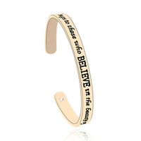 best bijoux - High Quality Inspire Bangle Handstamped Rhinestone Best Friends Bracelets Opening Adjustable Bangles bijoux pulseras Women Jewelry