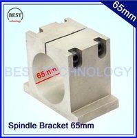 aluminium bending machine - mount bracket clamp New product mm cnc spindle mount Cast cnc machine tool spindle Aluminium bracket of cnc spindle motor