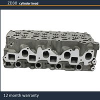 Wholesale ZD30 z30dt Cylinder head for OPEL VECTRA C Signum Vauxhall Vectra Mk II Signum cc CDTI L VC101