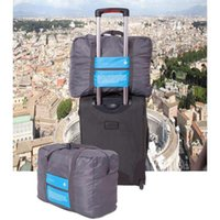 animal carry bag - large capacity Korean style durable folding duffel bag lage bag travel bag carry bag on sale