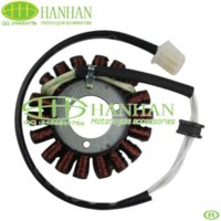 air cooling coil - Freeshipping for Suzuki Gsxr little R K6 K8 K9 Magneto Engine Stator Generator Charging Coil