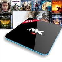 Wholesale H96 Pro Amlogic S912 bit Octa core Android OS TV BOX GB GB Quad Core Gigabit LAN G G WiFi BT4 H K Player