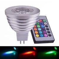 Cheap led spot bulb Best 3w rgb led spot bulb