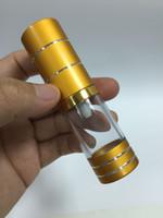 ship spray bottles - Start ml spray bottle vacuum packaging perfume bottle portable spray bottle