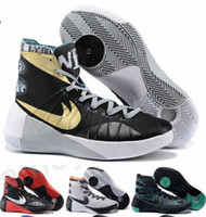 mens basketball shoes for cheap - Cheap Hyperdunk Basketball Shoes For Men Hight Top Sneakers Black Gold Retro Trainers Mens Sports Boots