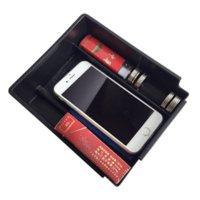 auto glove box - Suit for hyundai IX35 central armrest box suitcase storage box glove box clapboard for IX35 auto accessories car styling