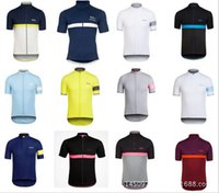 Wholesale Tour de France team cycling Jersey Short sleeve jacket Bike Cycling Clothing Cycle Cycling Jersey Mountain Bicycle Sportswear Roupa Ciclismo