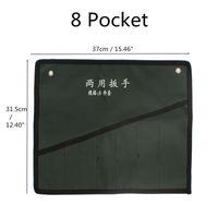best price multi pocket bag - Best Price x31 cm Type Storage Bags Organiser Kit Multi function Canvas Spanner Wrench For Pocket Hot Sale