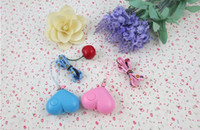 alarms heart gift - Self defense tool mini heart shaped anti wolf girl necessary burglar alarm Safety gifts