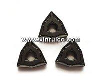 Wholesale 10pcs CNC carbide turning inserts WNMG080408 PM semi finishing for steel machining