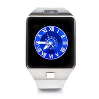 Wholesale Bluetooth DZ09 Smart Watch Smartwatch IOS Android Smartphones With m Cam