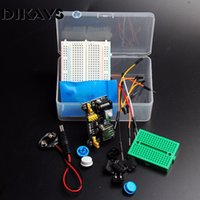 Wholesale Breadboard and MB102 Basic Kit for Arduino DIY