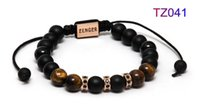 Cheap Beaded, Strands wholesale jewelry Best Europe and the United States Men's zenger bracelets