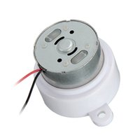 big dc motors - DIY Big Promotion Micro DC V Electric Geared Motor Worm Brush Reduction Gear Motor Slow Speed RPM For RC Car Robot Model