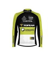 Wholesale Mens Topeak Ergon Cycling MTB Winter Fleece Thermal Windproof Cycling Jacket Cycling uniform Winter Cycling coat C1