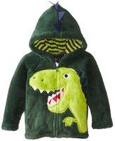 Wholesale Dinosaur Ninja Turtles Bear children Clothing Boys Girls Clothes Fleece Animal Zip Front Jacket Kids Thick Warm Hoodies Baby Coats