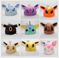 accord beanies - 2016 Selling pokem pokem according to Mr Ibrahimovic the elves series cartoon plush hat