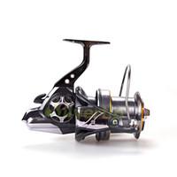 Wholesale 10 BB Big Game Spinning Fishing Reel YOMORES AFL Long Shot Cast Fish Ocean Sea Saltwater Biggest