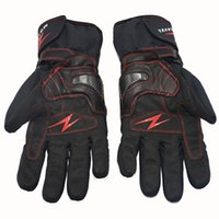 Wholesale MOTRAVEL Winter Skiing Gloves Carbon fiber Full Finger Skating gloves Motorcycle Gloves Motorcycle Protective Gears moto Guantes