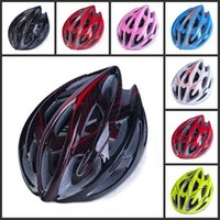Wholesale Riding helmets tail with LED lamp high grade hydraulic insect nets mountain bike helmet Lightweight bicycle helmet Color