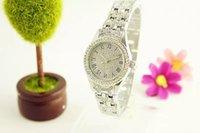 auto shine - 2013 Luxury Brand New Mi Dazzling Elegant Cuff MJ Ladies Watch Brilliant Shine Stylish Designer Bracelet Watch Gift watch