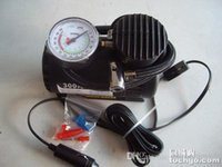 Wholesale V PSI Portable Auto Electric Car Pump Air Compressor Tire Inflator Tool