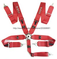best international brands - Brand New FIA Safety Belts inches points Racing Harness Seat Belts best quality