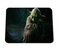 best mousepads - NEW Square CGI Jedi Star Wars The Empire Strikes Back Yoda Silicon Mouse Pads mmX290mmx2m Star Wars Best Game Custom Mousepads Rubber Pad