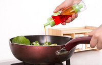 bbq spices - Fashion Hot in Cooking Olive Oil Pump Sprayer Bottle Press Dispenser Cruet Bottle Container BBQ Cake Pastry Kitchen Tools