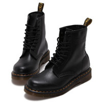 Wholesale New Arrival Men Women Genuine Leather street Riding shoes Motorcycle Boots motorbike Martin Boots motorcycle gear