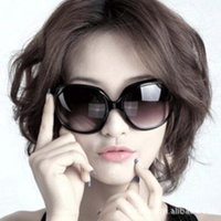 Wholesale Multicolor Big Frame UV Resistant Eyewear Fashion Lady Sunglass Women Sunglasses Sun Glass Glasses