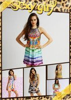 adult graphics - Women D Galaxy Graphic Print Singlet Slim Sleeveless Pleated Skater Dress D Classic Star Patchwork Print LJJH1376