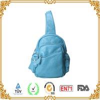 Wholesale simple cotton sling bag xiamen oem manufacturer for foreign market in