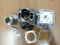 Wholesale 47mm big bore kit Cylinder Set with performance cylinder head for DIO AF17 AF18 AF27 AF28 upgrade to cc