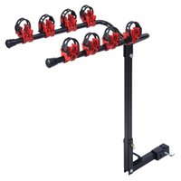 Wholesale New Bicycle Bike Rack quot quot Hitch Mount Carrier Car Truck AUTO SUV Swing