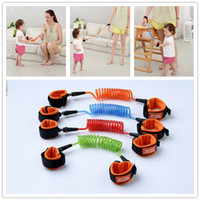 Wholesale Retail Hot wire rope with elastic child anti lost baby anti lost bracelet Superman not hand scraping
