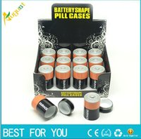 aa battery container - Stealth Stash Diversion Safe AA Battery Pill Box Hidden Container Case Gift New
