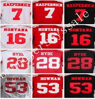 best yellow rice - Best quality jerseys Colin Kaepernick Joe Montana Carlos Hyde Eric Reid NaVorro Bowman Jerry Rice elite jerseys