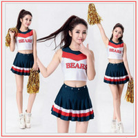 Wholesale Sexy Baby Cheerleader Costumes Cosplay Halloween Costumes game uniforms school wear dress Exotic Appare
