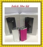 Wholesale Eleaf iStick W W Full Pack Kit mAh Battery fit all EGO VS istick mini w w w iStick Pico Kit