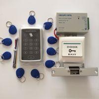 Wholesale Security rfid door lock waterproof access control diy system