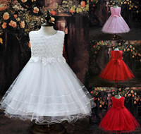 applique christmas stockings - 2017 In Stock Cute Tulle Flower Girls Dresses With Handmade Flower Toddler Kids Vestidos Wedding Party Clothes Color Free Shippins MC0281