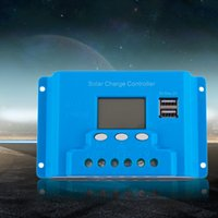 Wholesale High Quality A Auto PWM Solar Panel Battery Regulator Charge Controller New Arrival