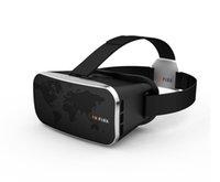 Wholesale 2016 VR Park V2 D VR Glasses Virtual Reality Glasses Google Cardboard Helmet Glasses for inches Smartphone