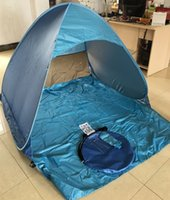 beach tents sale - Hottest Sale Quick Automatic Opening Hiking Tents Outdoors Camping UV Protection Tent for Beach Travel Lawn Home Tent Multicolor