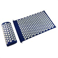 abs pain - Acupressure Shakti Yoga Message Pain Reliefe cotton ABS spikes mat