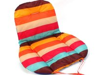 Handmade adult baby stroller - Thick Colorful Baby Infant floor mat Breathable Stroller Padding Liner Car Seat Seat Pushchair Pram Cushion Cotton Mat